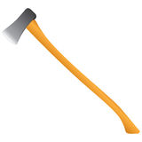 Single Axe Royalty Free Stock Photography