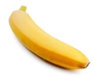 Single banana Royalty Free Stock Image