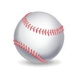 Single baseball ball Stock Photography