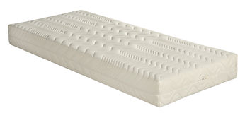 Single bed mattress Royalty Free Stock Photography