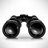Single binoculars Royalty Free Stock Photography