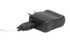 AC-DC power supply adapter 5V Stock Photography