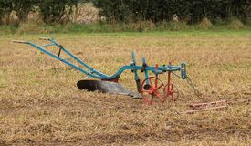 Vintage Farming Plough. Royalty Free Stock Image