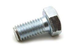 Single bolt Stock Image