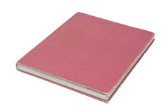 Single book (Clipping path)