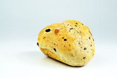 Single bread roll Royalty Free Stock Images
