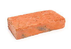 Single brick Royalty Free Stock Photo