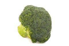 Single broccoli Stock Images