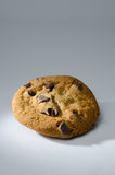 Single Chocolate chip cookie Stock Photo