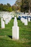 Single Closeup Gravestone Texture Surface Arlington National Cem Stock Image