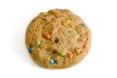 Single Cookie Royalty Free Stock Photo