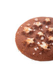 Single Cookie Stock Image