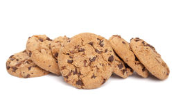 Single cookie and some more Stock Photography