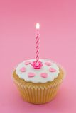 Single Cupcake Stock Images