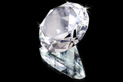 Single diamond Stock Image