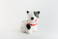 Single Dog. This is a Ceramic dog stock photos