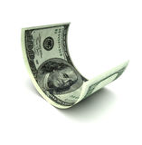 Single Dollar Royalty Free Stock Photo