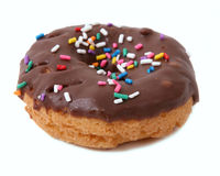 Single donut Stock Photography
