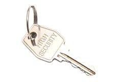 Single door key Stock Images