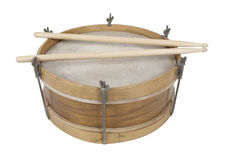 Single Drum Royalty Free Stock Photography