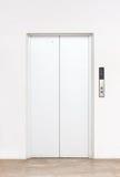 Single Elevator Door. Stock Photography