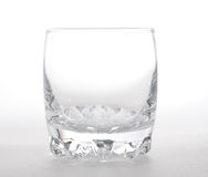 Single Empty Glass Royalty Free Stock Images