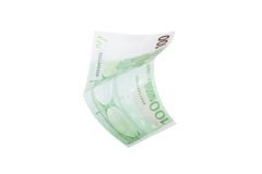 Single Euro Banknote Royalty Free Stock Image