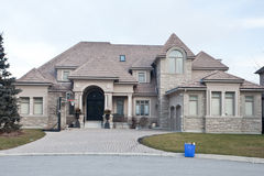 Single Family Home Royalty Free Stock Images