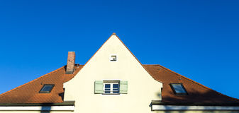Single Family House Stock Photo