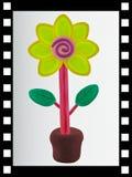 Single_film_strip Stock Photo