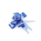 Single foldable tape bow isolated Royalty Free Stock Photo
