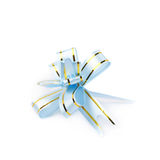 Single foldable tape bow isolated Stock Photography