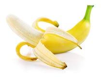 Free Single Fresh Banana Fruit Isolated Royalty Free Stock Photography - 12871847