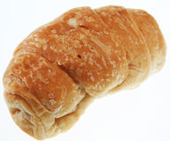 Single fresh croissant Stock Image