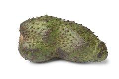 Single fresh soursop fruit Stock Photo