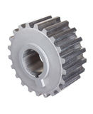 Single gear Royalty Free Stock Images
