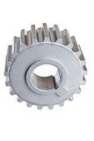 Single gear Stock Photo