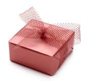 Single gift Royalty Free Stock Photos