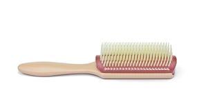 Single hair brush Stock Photos