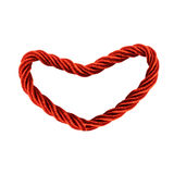 Single Heart Rope Stock Images