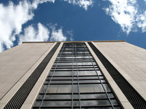 Single High Rise Royalty Free Stock Images