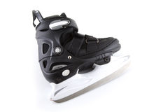 Single Ice skate Stock Photo