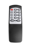 Single infrared remote control Stock Images