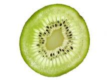 Free Single Isolated Slice Of Kiwi On White Background Royalty Free Stock Images - 93284829