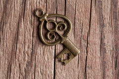 Single key Royalty Free Stock Photography