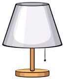 Single lamp Royalty Free Stock Photo