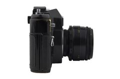 Single-lens reflex camera Royalty Free Stock Photography