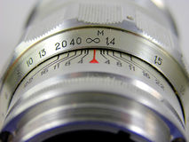 Single-lens reflex camera Stock Photo