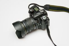 Single Lens Reflex Camera, Cameras & Optics, Digital Slr, Digital Camera Royalty Free Stock Photos