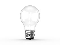 Single Light Bulb Stock Photos